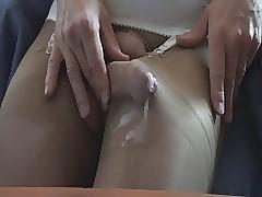 Sperm with orgasm